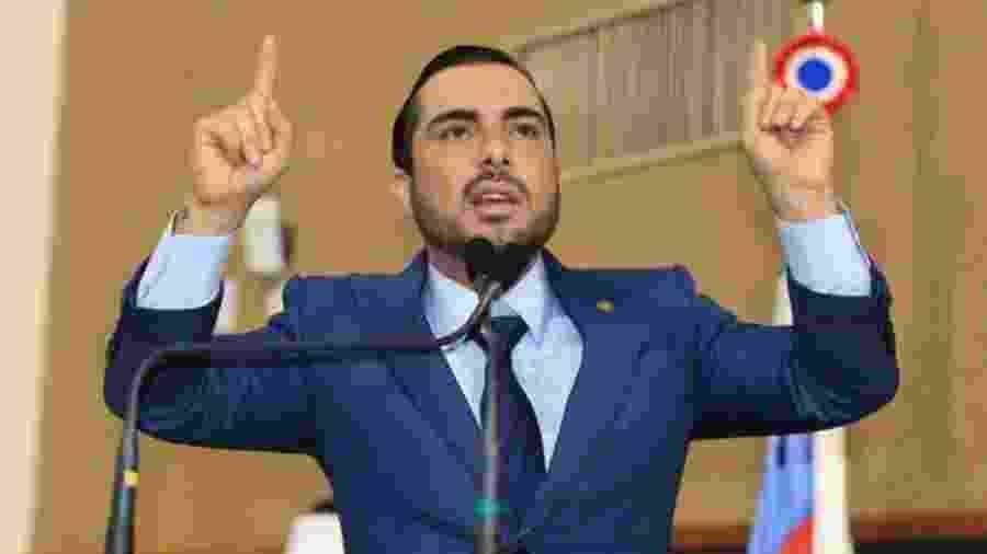 Marcell Moraes (PSDB-BA) teve o mandato cassado por abuso de poder econômico - Divulgação