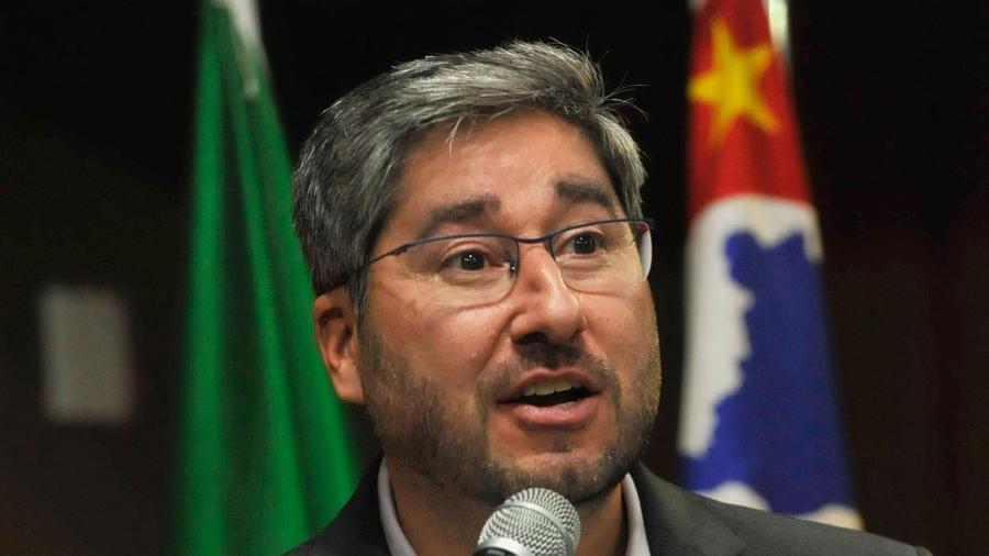 O deputado estadual afastado Fernando Cury (Cidadania-SP) - Arquivo Agência Alesp