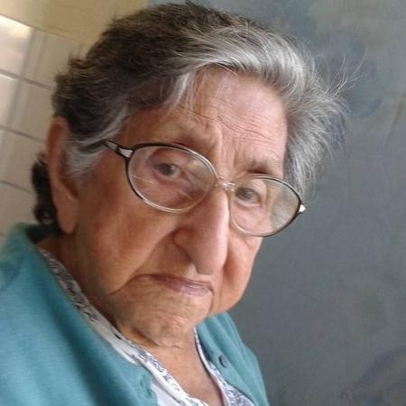 Edna Batista Cruz, que morreu atropelada após ser vacinada contra a covid - Reprodução/Redes Sociais