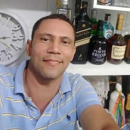 José Adriano de Souza Lima, de 44 anos, está em um presídio de Juiz de Fora - Reprodução/Twitter