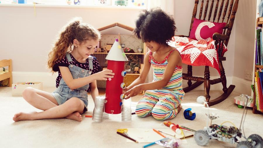 Dia das Crianças: veja sugestões de brinquedos para quem tem entre 5 e 8 anos de idade - Getty Images
