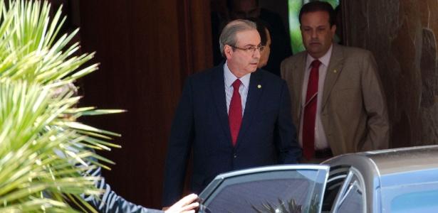 Procuradoria faz nova denúncia contra Cunha por contas na Suíça - Marcelo Camargo / Agência Brasil