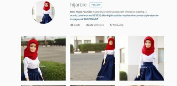 Perfil possui cerca de 30 mil seguidores