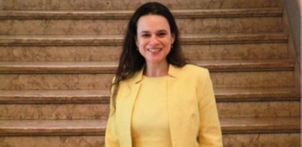 A advogada Janaína Paschoal - OAB-SP