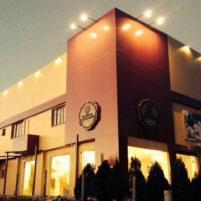 Loja de fábrica da Chocolataria Gramado