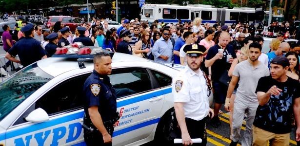 Norte-americanos celebram o 4 de Julho em meio à segurança reforçada