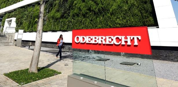 Fachada da sede da Odebrecht em São Paulo (SP)