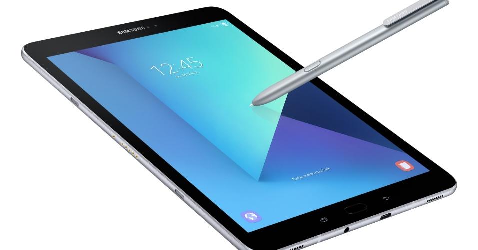 26.fev.2017 - Galaxy Tab S3