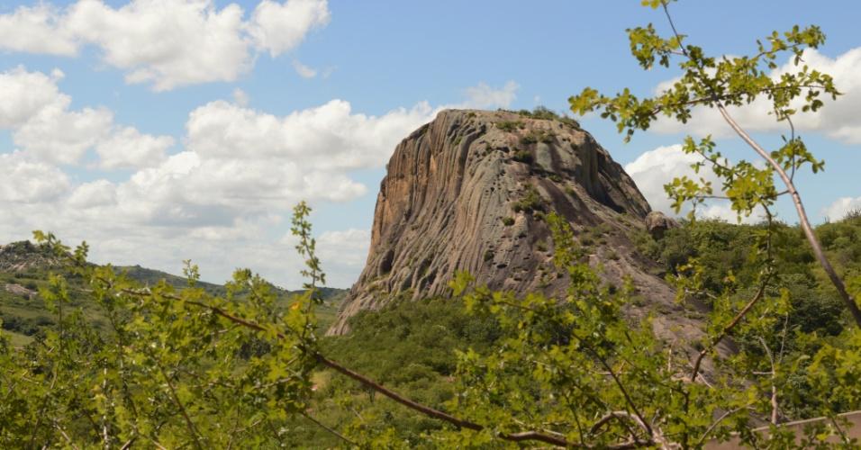 4.abr.2017 - Parque Estadual da Pedra da Boca