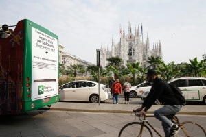 Luca Bruno/AFP