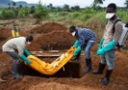 Crenças impedem que doentes de Ebola procurem hospitais na República do Congo - AFP