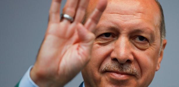 Presidente da Turquia, Recep Tayyip Erdogan - Alkis Konstantinidis/Reuters