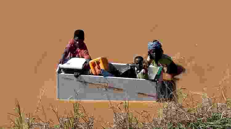 Moçambique - Siphiwe Sibeko/Reuters - Siphiwe Sibeko/Reuters