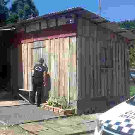 A mulher ficava trancada sem comida e sem banheiro - Guarda Municipal