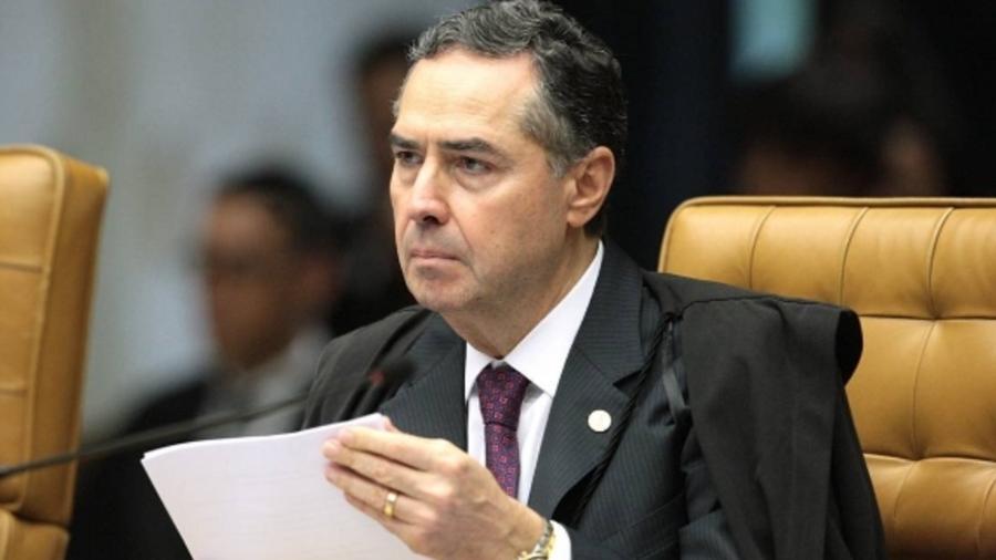 Roberto Barroso: ministro usou o voto para exaltar a Lava Jato. Versou sobre competência e suspeição admitindo desconhecer os processos  - Foto: Carlos Moura / STF