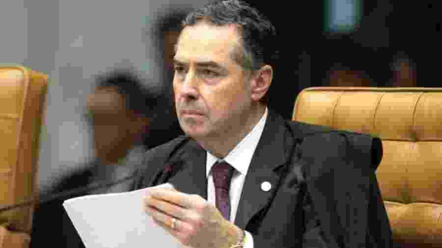 Luiz Roberto Barroso, ministro do Supremo e presidente do TSE - Foto: Carlos Moura / STF