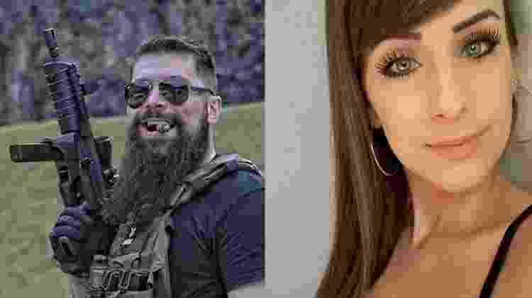 Paulo Bilynskyj e Priscila Delgado de Barros - Arquivo pessoal - Arquivo pessoal