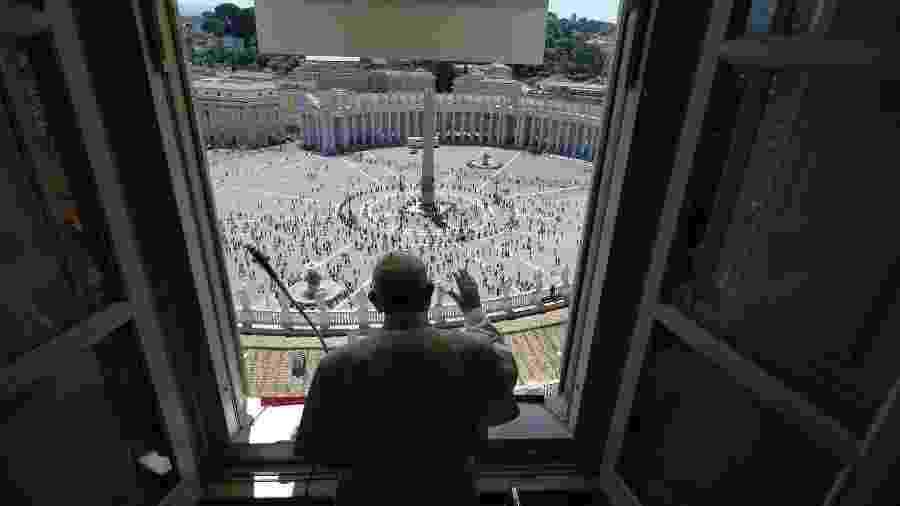 Vaticano - 31.mai.2020/AFP