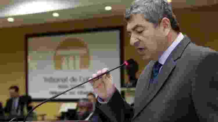 Presidente do Tribunal de Contas de Mato Grosso - Divulgação - Divulgação