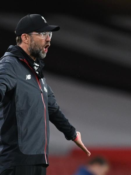 Técnico do Liverpool, Juergen Klopp - SHAUN BOTTERILL
