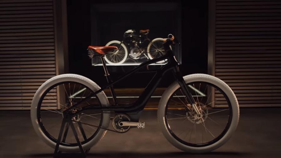 Harley-Davidson lança marca de bicicletas elétricas - Divulgação/Harley-Davidson/YouTube