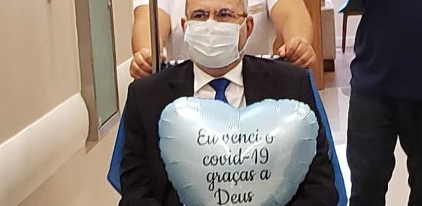 Infectado pela covid-19 | Deputado Hildo Rocha recebe alta após 18 dias de internação