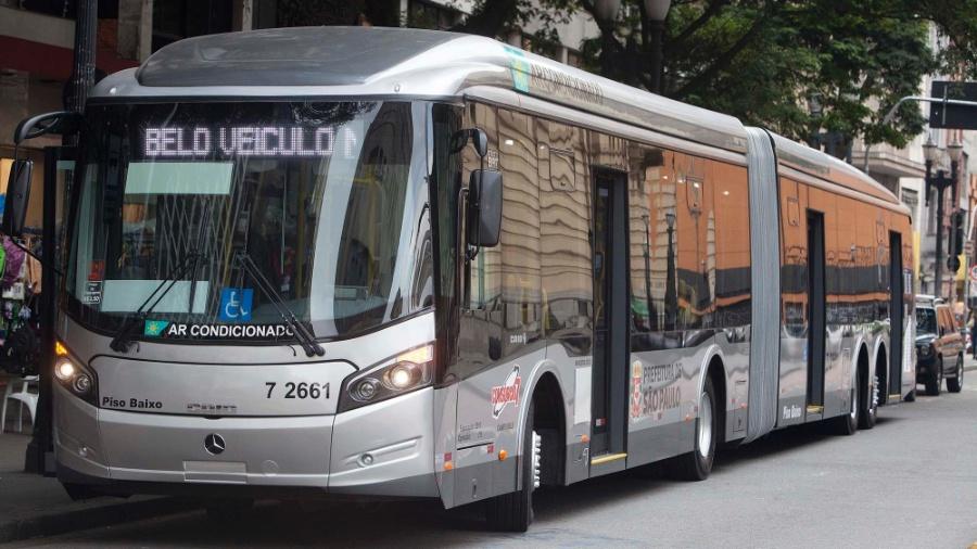 Senado aprova PL que determina socorro de R$ 4 bi a empresas de transportes - Mario Ângelo/Sigmapress/Estadão Conteúdo