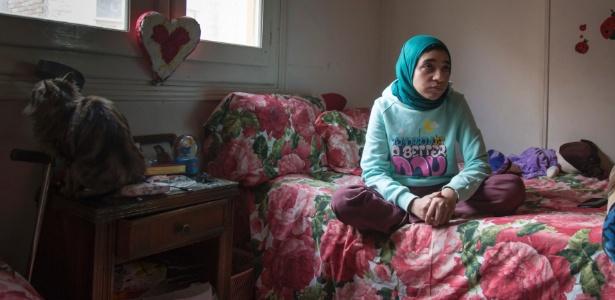 Esraa el Taweel, uma fotógrafa jovem inválida que desapareceu por duas semanas, antes de acabar reaparecendo em um tribunal no Cairo