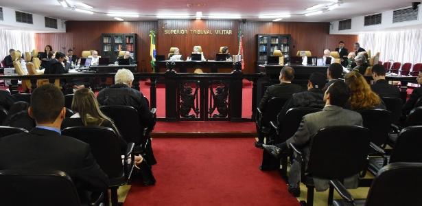 O STM (Superior Tribunal Militar) em Brasília vai analisar denúncia do MPM