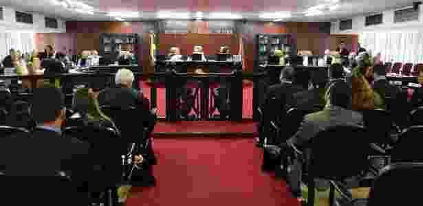 O STM (Superior Tribunal Militar) em Brasília vai analisar denúncia do MPM - Divulgação/STM