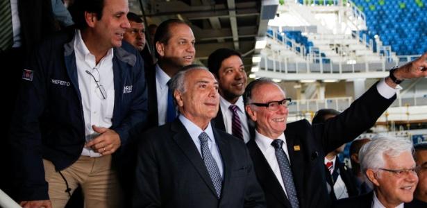 Rio decretou calamidade pública na sexta-feira