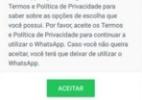 Ainda dá tempo de proibir o Facebook de usar dados do WhatsApp com anúncios (Foto: Divulgação)