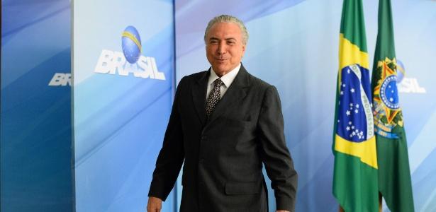 O presidente Michel Temer (PMDB) foi atingido por delação da JBS