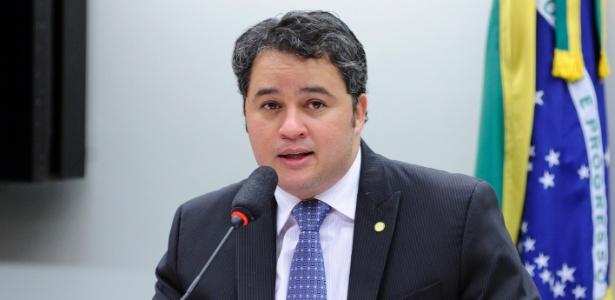O deputado Efraim Filho (PB) é o líder do DEM na Câmara