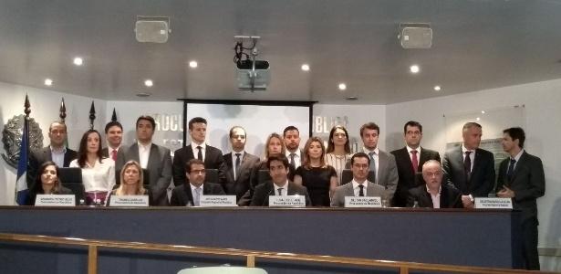 Resultado de imagem para carta do MP federal no Rio de janeiro