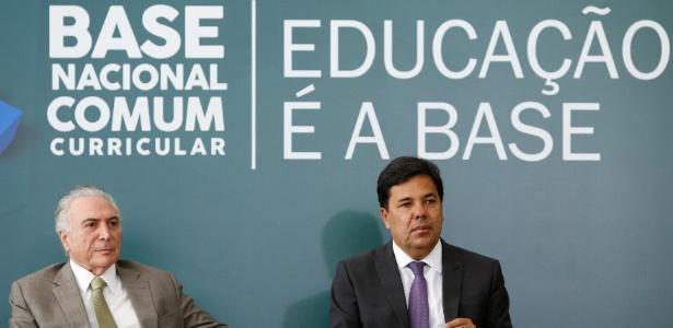 O deputado e Ministro da Educação Mendonça Filho