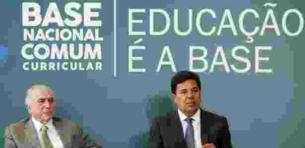 Mendonça - Alan Santos /PR - Alan Santos /PR