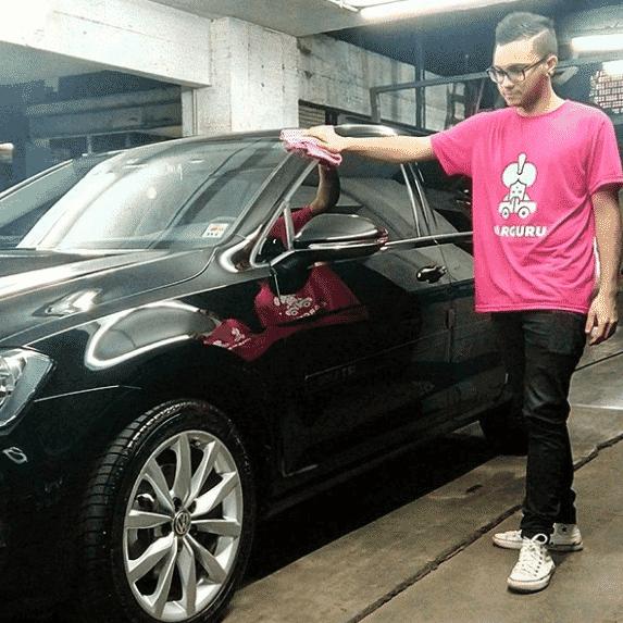Lavagem de carro - Divulgação