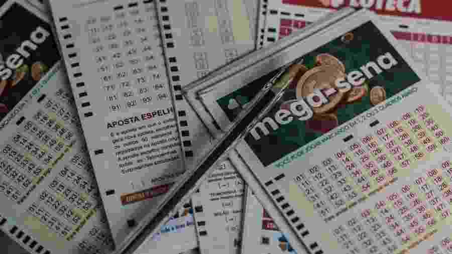 Mega-Sena 2265 não teve vencedores após sorteio realizado hoje em São Paulo - Reinaldo Canato/UOL