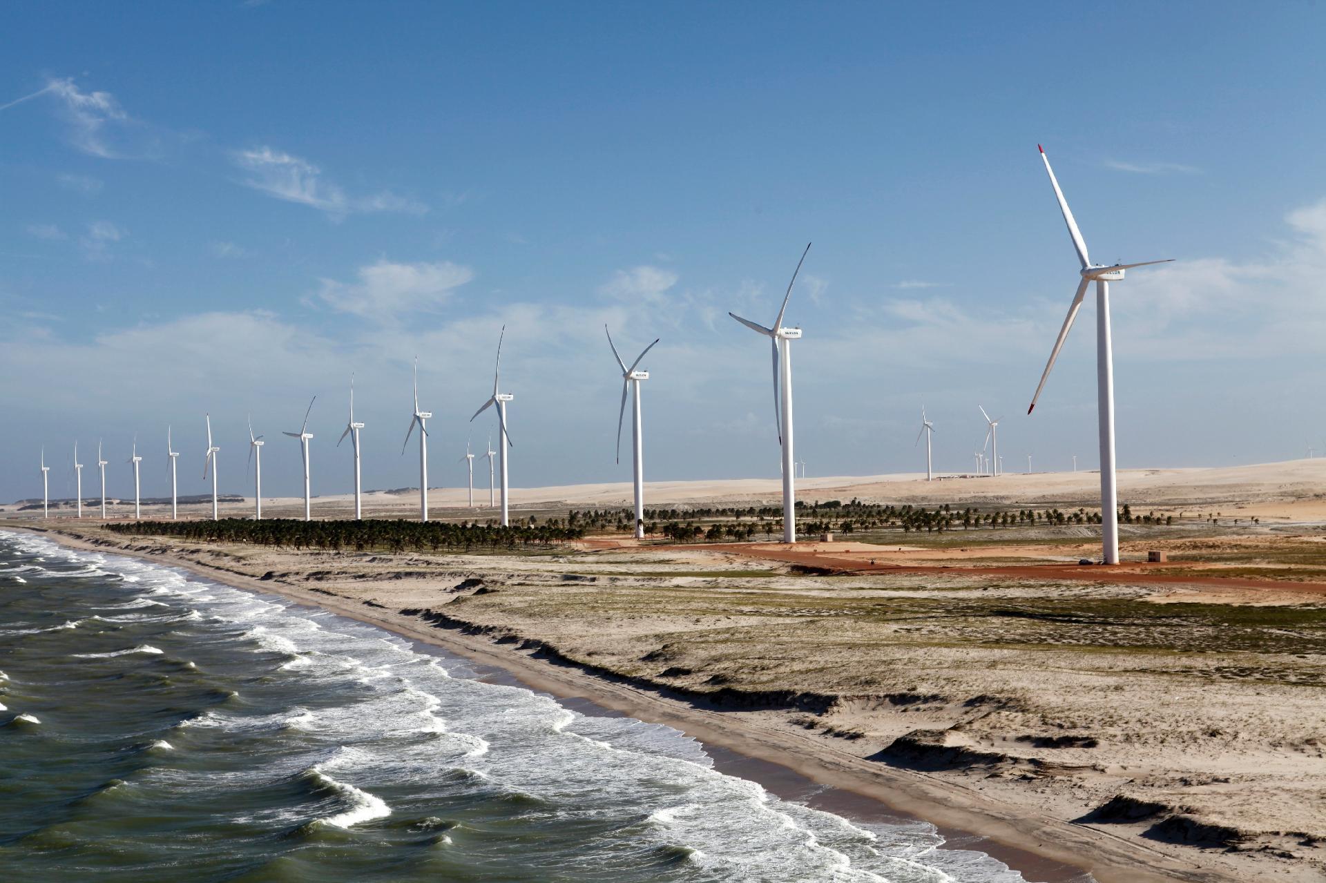 Por que o NE, que gera 86% da energia eólica, não tem conta de luz ...