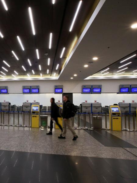 41% das reclamações feitas no órgão são contra companhias aéreas - Agustin Marcarian/Reuters