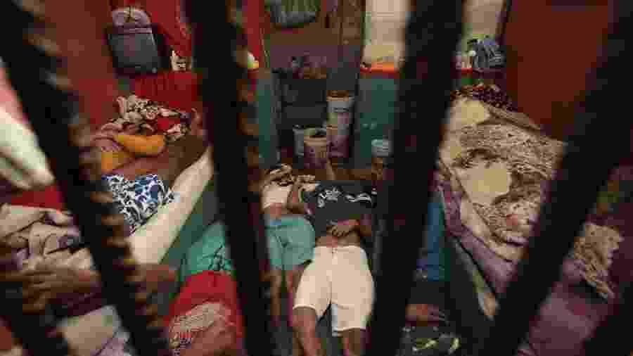 """Unidade Penitenciaria Doutor Francisco D""""Oliveira Conde, em Rio Branco (AC) - Luiz Silveira/CNJ"""