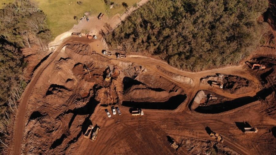 O colapso da barragem em Brumadinho foi o episódio do tipo mais mortífero em mais de um século - CBM-MG/Divulgação
