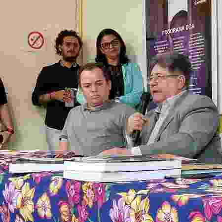 Marcelo Santa Cruz - Fabiana Maranhão / Colaboração para o UOL