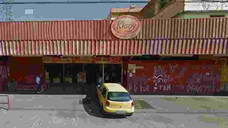 Adolescente foi torturado por seguranças em mercado Ricoy - Reprodução / Google Street View