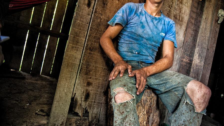 Quatro elementos podem definir o trabalho escravo contemporâneo: trabalho forçado, servidão por dívida, condições degradantes e jornada exaustiva - Sérgio Carvalho/Ministério do Trabalho