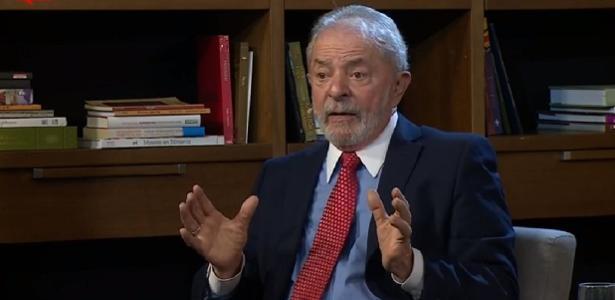 Ex-presidente | Lula: 'Huck representa a Central Globo de Televisão, não a centro-esquerda'