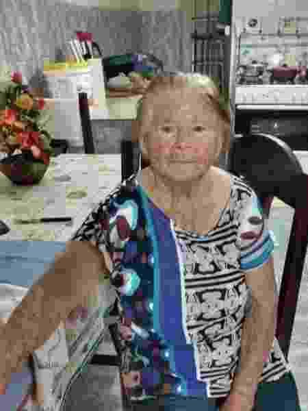 O corpo de Alaíde Rosa de Aquino, de 81 anos, foi trocado por outro, de um homem - Arquivo Pessoal