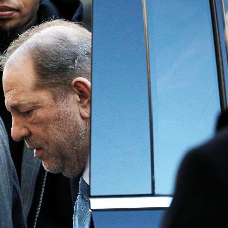 Juíza aprovou pagamento da produtora Weinstein Company a 37 mulheres que acusaram Harvey Weinstein (foto) de abuso e assédio - ANDREW KELLY/Reuters