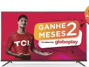 """Smart TV LED 55"""" 4K TCL 55P8M com Android TV - Reprodução/Amazon - Reprodução/Amazon"""